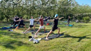 Munter yoga